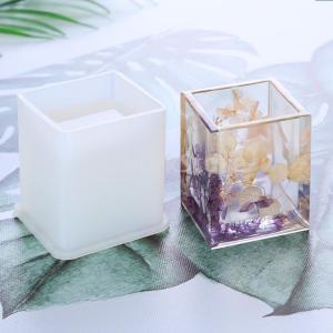 金型ツール正方形を作るシリコーン型ブラシポットdiy樹脂キャスティングジュエリー|stk-shop