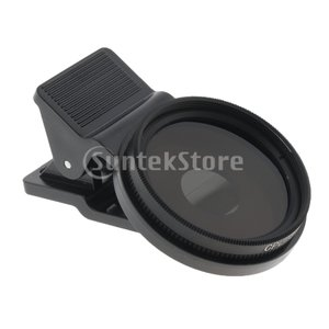 携帯電話用2枚37mm薄型高効率円偏光レンズフィルター stk-shop