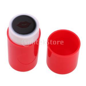2ピースcolorfast速乾性ゴルフボールスタンプスタンパーマーカー印象シール唇|stk-shop
