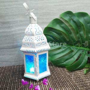 SM SunniMix 燭台 モロッコスタイル ファッション キャンドルホルダー 装飾用 エレガント 2個|stk-shop