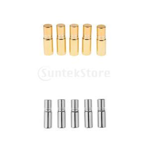 SM SunniMix 10個 空のローラーボトル 香水ボトル 精油びん 5ml ガラス ローラーびん|stk-shop