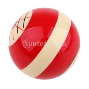 説明: 高品質の樹脂製、ユニークな耐衝撃性、耐摩耗性ビリヤードの練習用に調整および磨かれたボールをポ...