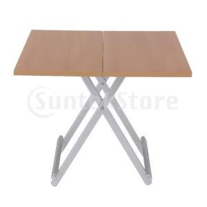 説明: 天然木目調のデザインと優れた技量。 机は折りたたみ式にすることができます。 人形やアクション...