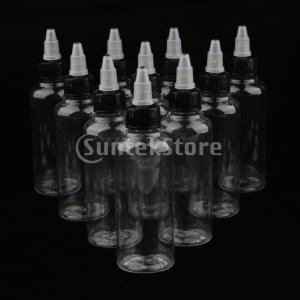 100ml プラスチック スクイズボトル ニードルノズル 滴瓶 ドロッパーボトル 接着剤 塗料|stk-shop