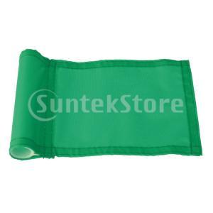 グリーン ゴルフ練習 フラッグ ガードフラッグ 旗 トレーニング  ゴルフパットグリーンフラグ 3枚|stk-shop