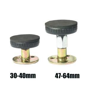 2ピース/個調節可能なネジ付きベッドフレーム揺れ防止ツール簡単に設置室内壁|stk-shop