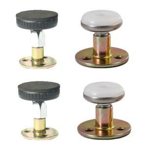 4ピース/個ベッド.キャビネット.椅子.ソファ防振ツール調節可能なスレッドベッドフレーム防振ツール固定ベッド|stk-shop