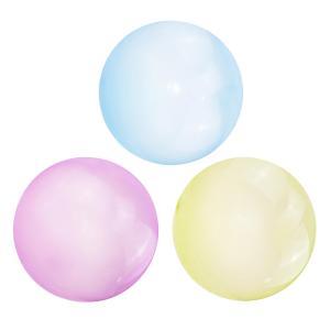 3ピース/個バブルボールバルーンストレッチ透明ビーチガーデンウェディングキッズおもちゃ|stk-shop