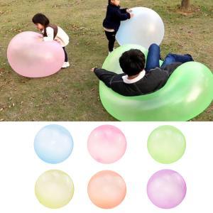6xインフレータブルバブルボールスーパーストレッチバブルバルーンアウトドアM|stk-shop