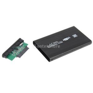USB 3.0のSATA 2.5インチHDのHDDハードディスクドライブ・エンクロージャの外部ケースボックス|stk-shop