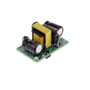 ノーブランド品  AC/DC 6V 500MA 3W レギュレーション スイッチング電源ボード LEDストリップCCTV対応|stk-shop