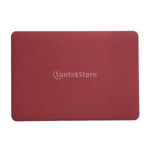 説明:  ファッション超薄型、耐久性のあるハードシェルは傷や擦り傷からあなたのMacBookを保護し...