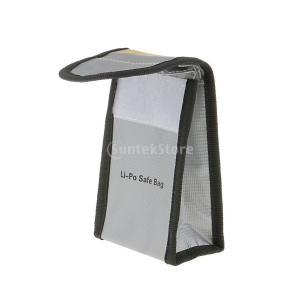 説明: 高温耐性、放射線防護、防爆この脂肪安全バッグは、あなたのDJIは、バッテリ安全と旅行光を鼓舞...