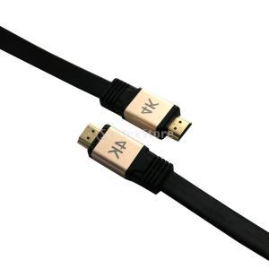 説明: あなたの4Kテレビ/モニターを2160Pで駆動するこの重厚で高品質のHDMI 2.0ケーブル...