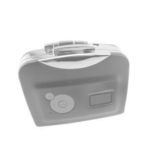 実用 USBカセット/テーププレーヤー コンバーター  MP3 USBフラッシュドライブ 変換 黒色