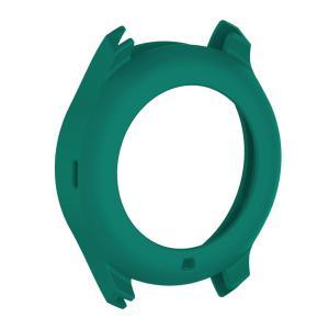 保護カバー  腕時計カバー シリコン材 耐久  Samsung Gear S3クラシックスマートウォッチ適用 全10色 - グリーン stk-shop