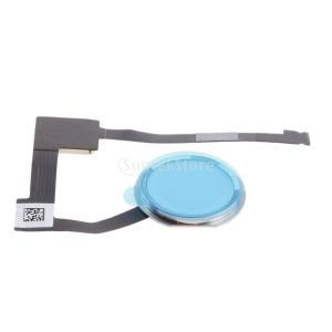 説明: 交換用ホームボタンメインキーフレックスケーブルタッチIDセンサーキャップコネクタ修理部品。 ...