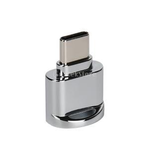 タイプC MicroSD TF カードリーダー OTG アダプター 高速転送 USB 3.1 MacBook対応 スマートフォン|stk-shop