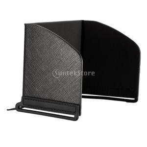 説明: 折り畳み式携帯電話タブレットサンフード、FPVモニターサンシェードサンシールドカバー。材質:...