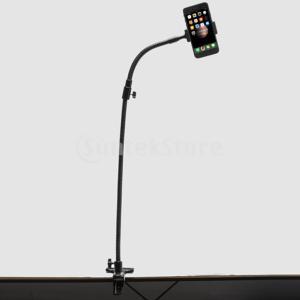 携帯電話ブラケットクリップヘッドメタルホースフラッシュフレームパンチルト接続 stk-shop