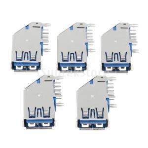 USB3.0サイドマウントプラグインタイプメスサイドプラグストレートプラグインターフェース stk-shop