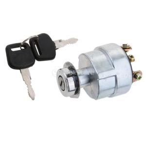 説明: トラック、トラクター、農業用ユニバーサルイグニッションスイッチ...  2つのキーが付属サイ...