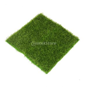 ミニチュア ドールハウス 箱庭用 インテリア 装飾 DIY マイクロ景観 苔飾り 人工芝生 stk-shop