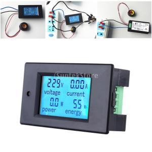 説明: このメーターは、1器具を用いて、電流、電圧、有効電力とエネルギーを測定することができ、本当に...
