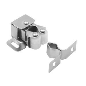 1セット ロックラッチ スプリング バネ ローラーキャッチ キャラバン キャビネット ドア 食器棚用 耐久性|stk-shop