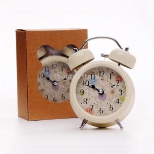 SONONIA 全15タイプ 大音量 アラーム付き ツインベル 目覚し時計 - 6|stk-shop