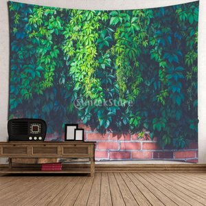 SunniMix 3次元 防水 ファッション 自然風景 タペストリー 壁掛け タペストリー 屋内 屋外用 新年 贈り物 多種2サイズ選べる  - O|stk-shop