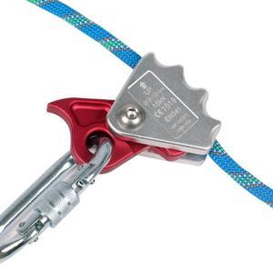 ノーブランド品9mm-12mmロープ用 屋外 クライミング 登山 ロープ グラブ 保護 stk-shop