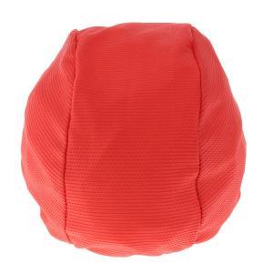 大人 男女兼用 柔らかい 通気性 水泳キャップ 帽子 プール スイミングキャップ 長い髪 レディース メンズ 全9色選べる - オレンジ|stk-shop