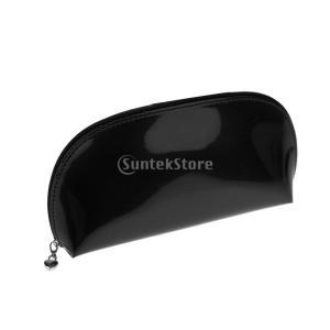 黒ポーチトイレタリーバッグクラッチストレージを構成する化粧品のハンドバッグを旅行|stk-shop