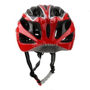 ロードバイクMTBサイクリングレース自転車のスクーターの安全保護ヘルメット4