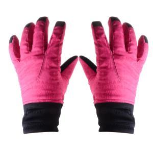 【ノーブランド品】 子供 冬 暖かい スキー手袋 防水 防風 2色4サイズ選べる - レッド, M|stk-shop