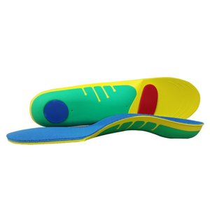 S  - アーチサポート足底筋膜炎フラットフィートのかかとの痛みのための矯正インソール|stk-shop