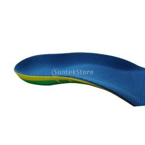 Lovoski アーチサポート 中足骨のサポート 足底筋膜炎 フラット フィート かかと 痛み 矯正 インソール stk-shop 07