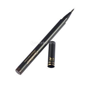 SONONIA 防水 液体 アイライナー ペンシル アイ ライナー ペン 美容 メイクアップ 化粧品