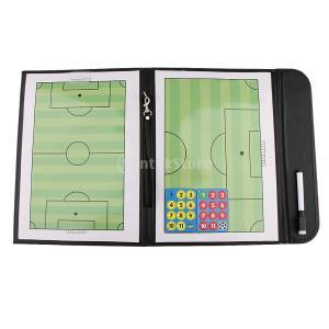 説明: ハンディサッカー/サッカーコーチの戦術ボードのフォルダ折り畳みサイズ:31.5 x 23.7...