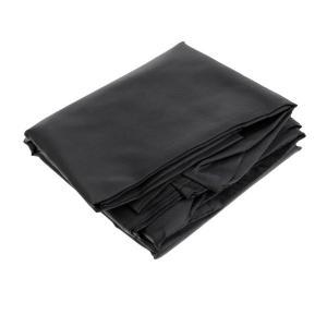 防水 防湿 キャンプ ピクニック レジャーシート テントシート グランドシート 丈夫 耐久性 4人用 全4色 - ブラック|stk-shop