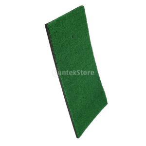 ゴルフ 練習用ショットマット ゴルフマット パターマット トレーニングパッド 4色選べる - D|stk-shop