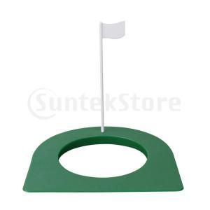 説明: 高品質のプラスチック、ポータブル、および軽量製パッティングの精度を高め、どこでもゴルフコース...