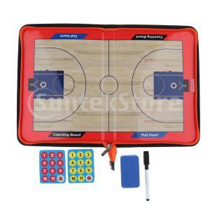 磁気バスケットボールの指導委員会のFoldable作戦のクリップボードの訓練の援助