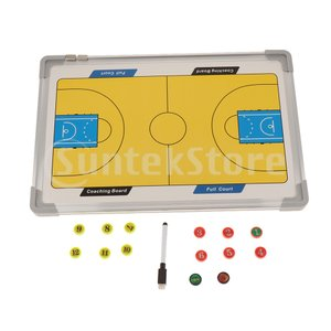 携帯用バスケットボールのコーチングボードの磁気サッカーの作戦のクリップボード