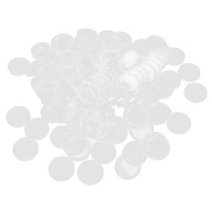100pcs明確なコインカプセルコンテナボックスホルダー30ミリメートル|stk-shop