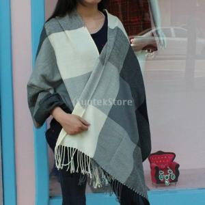説明:  デュアルパーパススカーフ、ラップとして着用することができました。  決してファッションのう...