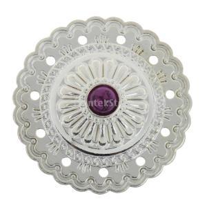 手作り 裁縫用 花型 スタッド スナップ ボタン ファスナーボタン 5色選べる - #4|stk-shop
