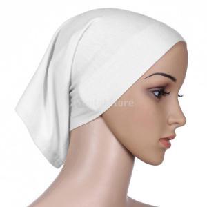 説明: ムスリム女性柔らかい快適なインナーヒジャーブキャップ素材:コットンブレンド。 通気性、柔らか...