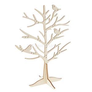 説明: この木製のジュエリーオーガナイザーは、あなたの好きなジュエリーをスタイルで保持します。 あな...